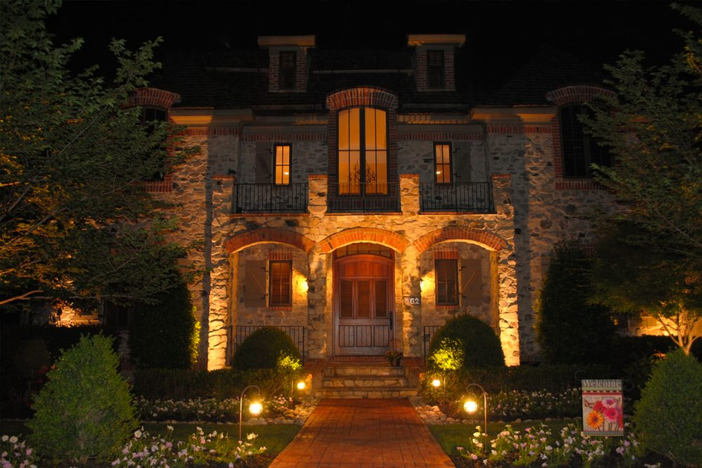 Residential Installation Outdoor Lighting Dalacasa